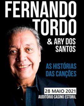 Fernando Tordo Ary dos Santos – As Histórias das Canções
