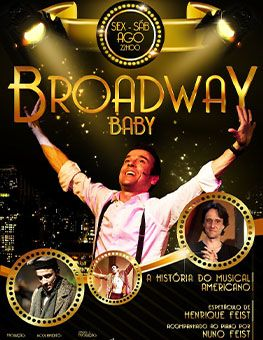 Broadway Baby – A História do Musical Americano