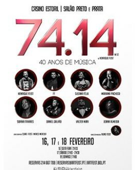 74.14 – 40 Anos de Música