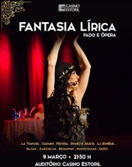 Fantasia Lírica – Fado e Ópera