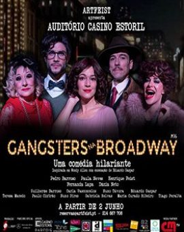 Gangsters Na Broadway
