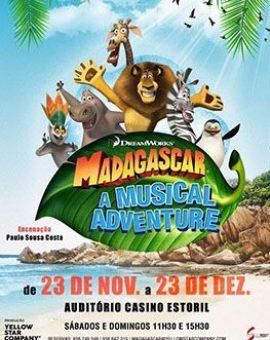 Madagáscar – Uma Aventura Musical