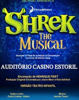 Shrek – O Musical