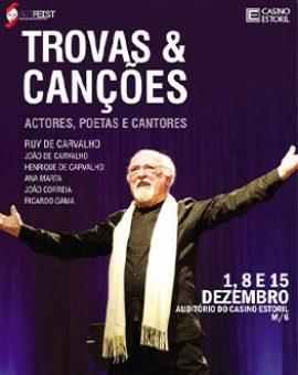 Trovas e Canções – Actores, Poetas e Cantores