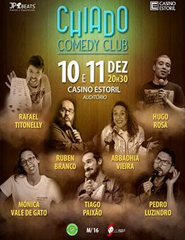 Chiado Comedy Club