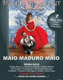 Duetos Crossover – Maio Maduro Maio
