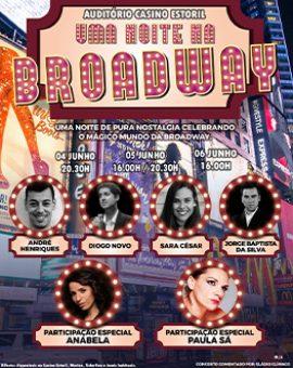 Uma Noite na Broadway